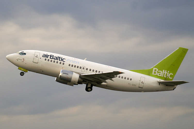 Norway Police Expand Charge against Drunk Air Baltic-crew