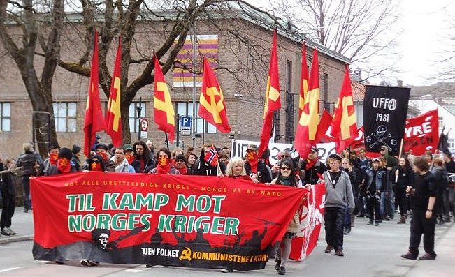 Norwegian Communists Group in Trouble with Membership Fraud
