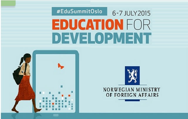 World Leaders Gather in Norway for Global Education Development