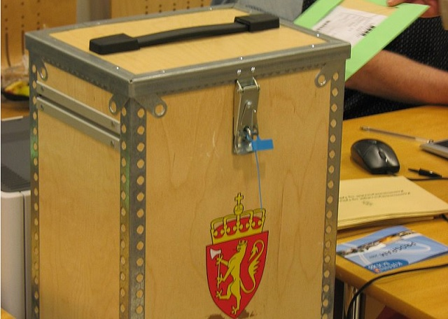 Bourgeois Parties Increase Their Votes in Oslo for Municipal Elections