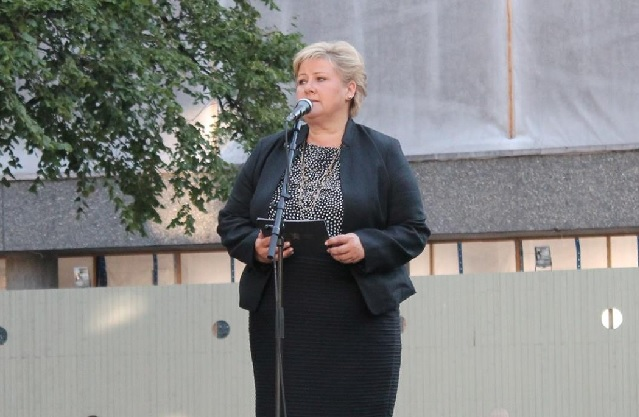 Norway Prime Minister: We will Fight for Openness, Tolerance and Diversity