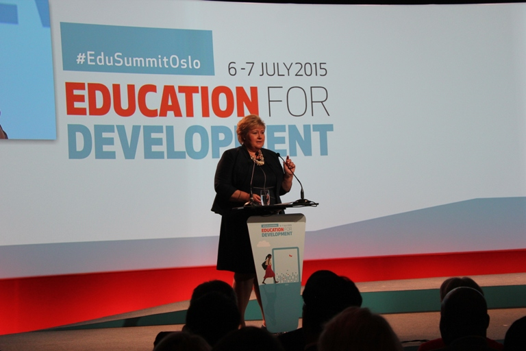 Oslo Declaration on Education Development is Published