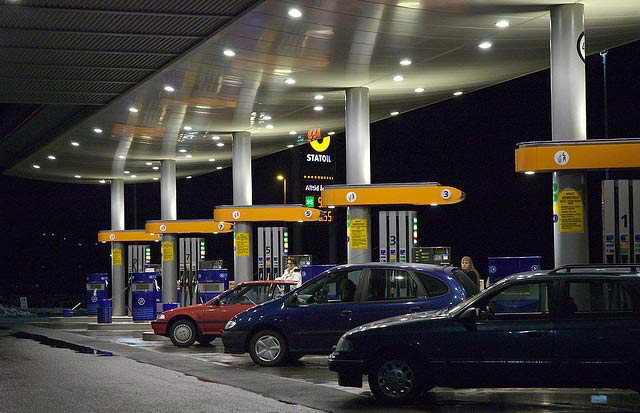 Norway Has World�s Most Expensive Gasoline
