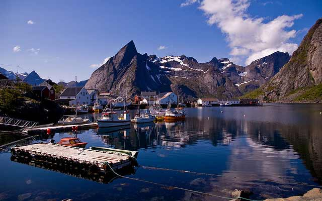 Northern Norway is One of the World�s Top Ten Destinations