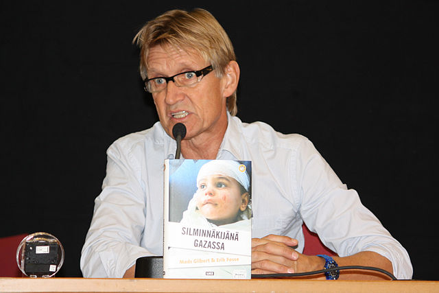 Norwegian Doctor in Gaza Returns to Hero�s Welcome in Norway