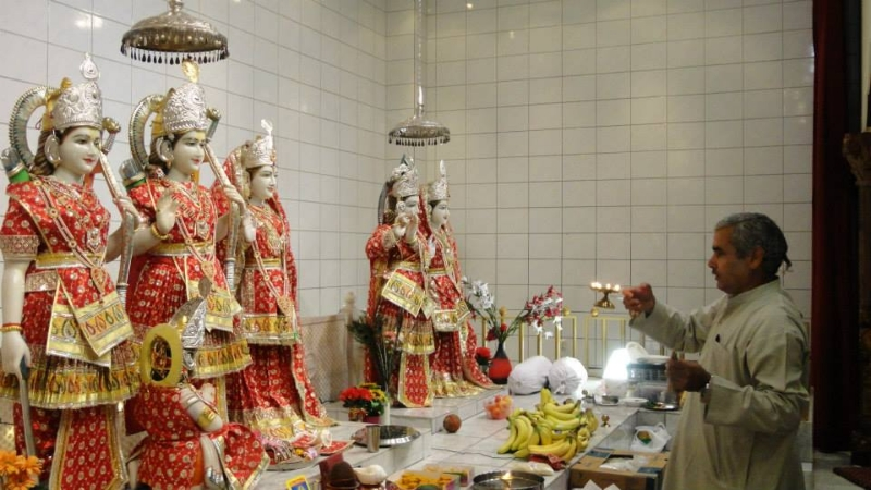 Norway�s Hindu temple offers matchmaking