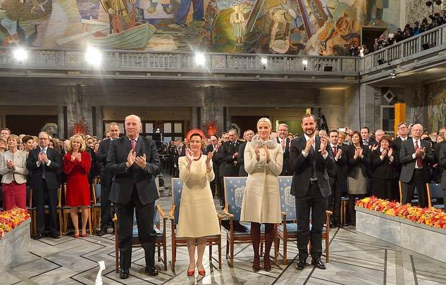 Watch Nobel Prize Award Ceremonies in Oslo Live !
