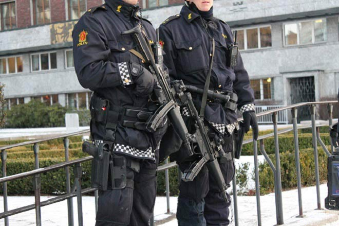 Norway Police Keeps Security Level High, Uncertainty Continues