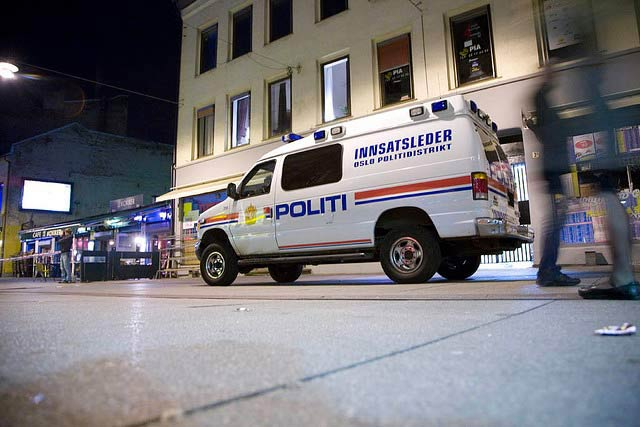 Bomb and Shooting Drama in Norway Turned to be a Hoax by the Guard