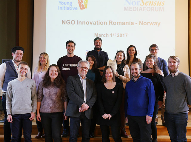A Unique Outcome from Norway-Romania NGO Partnership