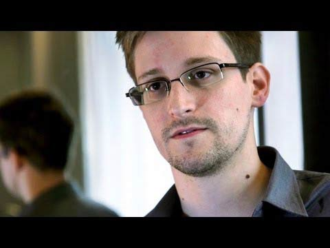 Edward Snowden Receives The Bj�rnson Prize from Norway