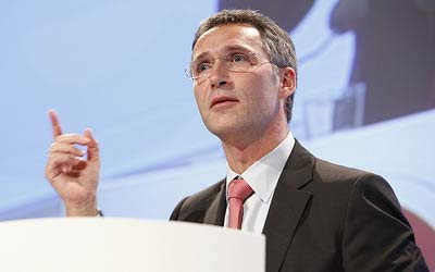 NATO Secretary General Jens Stoltenberg Visits University of Oslo