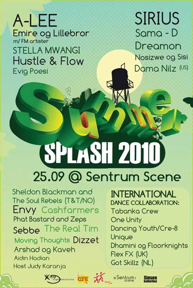 SummerSplash 2010
