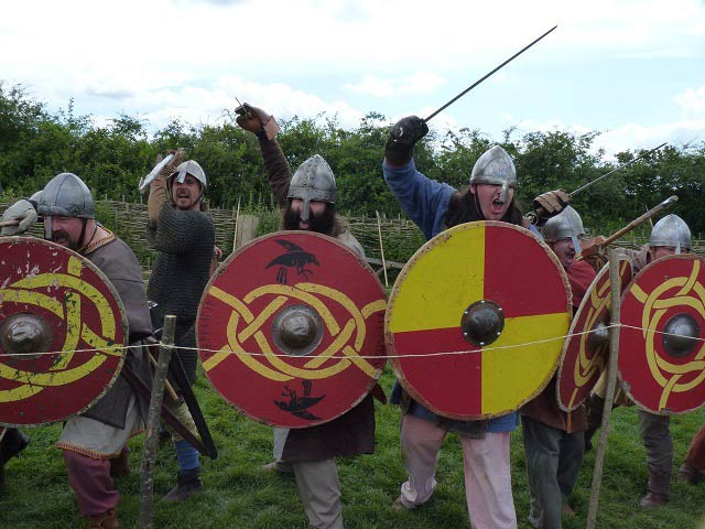 The Vikings are Coming to UK